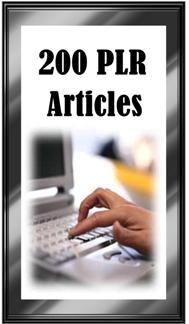 200 PLR Articles II 4