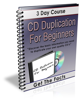 CD Duplication for Beginners 1