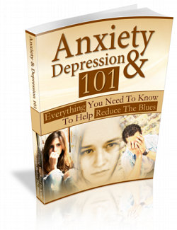 How to Treat Anxiety and Depression 2