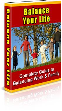 Balance Your Life 7