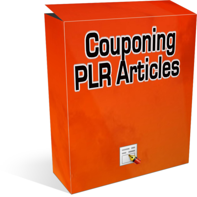 Couponing PLR Articles 10