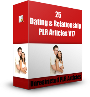 Dating and Relationship PLR Articles Volume 17 2