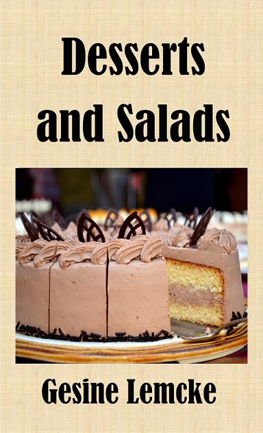 Desserts and Salads 7