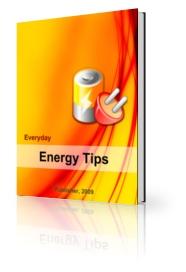 Everyday Energy Tips 6