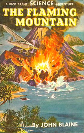 The Flaming Mountain 1