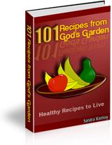 101 Recipes from God's Garden 9