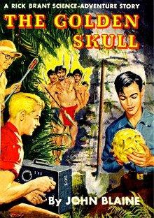 The Golden Skull 8