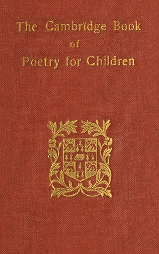 The Cambridge Book of Poetry for Children 2