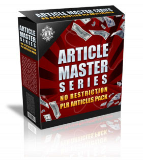 Article Master Series Vol. 11 1