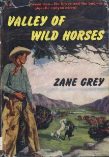 Valley of Wild Horses by Zane Grey 9