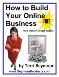How to Build Your Online Business [Free eBook]