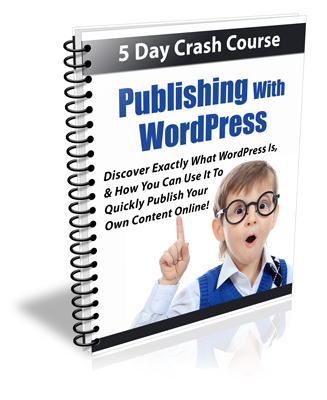 Wordpress publishing