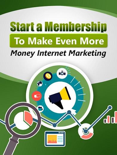 Make Money with Memberships