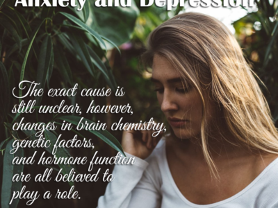 How to Treat Anxiety and Depression
