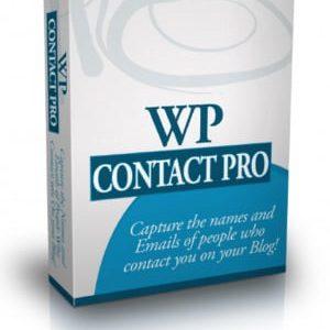 WordPress Contact Pro