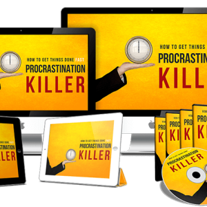 Get Rid Of Procrastination?