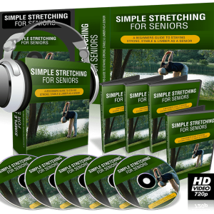 Simple Stretching For Seniors