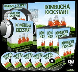 Kickstart Kombucha