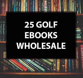 Wholesale Golf eBooks