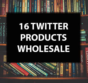 16 Twitter Products