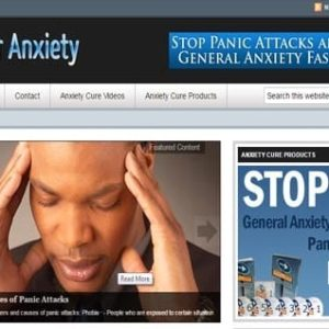 Remove Anxiety